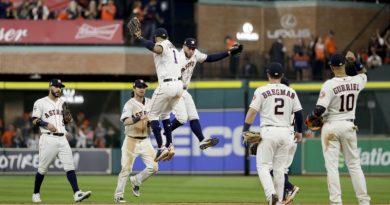 Los Houston Astros se ponen por delante en las Series Mundiales