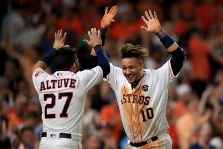 Series Mundiales 2017: Dodgers vs Astros mlb beisbol Altuve