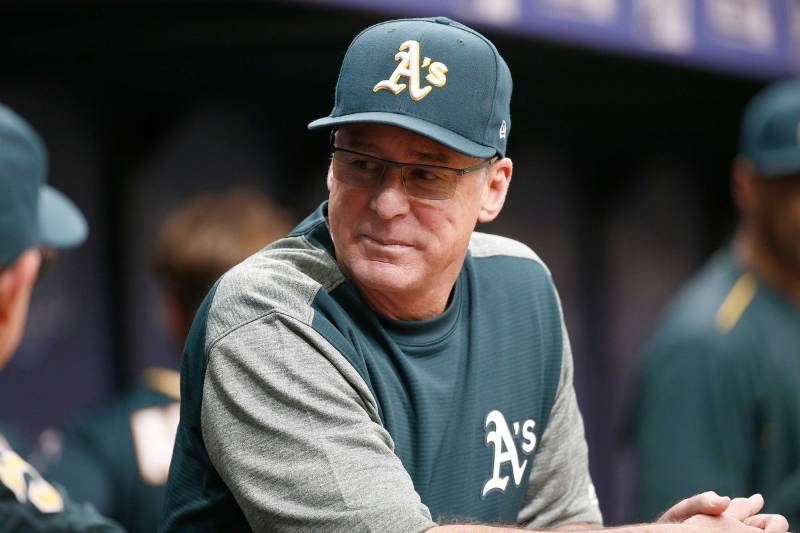 bob melvin oakland Athletics 2020 beisbol mlb