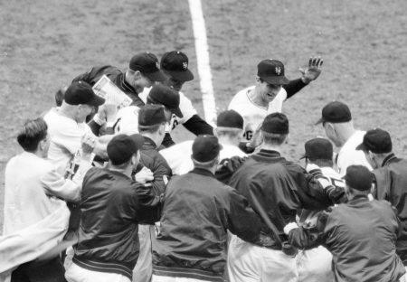 La celebración del Home Run de Bobby Thompson No. 91: Robin Roberts. Mejores jugadores de la historia del Béisbol