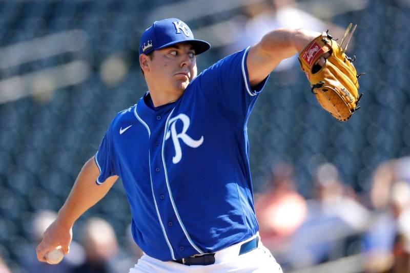 Brad Keller mlb en español beisbol