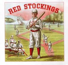 historia de los Atlanta Braves Red Stockings