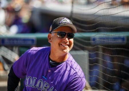 Bud Black mlb awards 2017 mlb colorado rockies