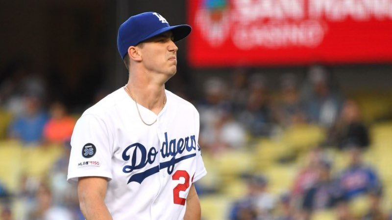 walker buehler los angeles dodgers mes a mes 2019 beisbol mlb