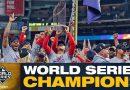 washington nationals 2019 campeones de las series mundiales resumen de su temporada beisbol mlb celebración