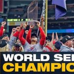 washington nationals 2019 campeones de las series mundiales resumen de su temporada beisbol mlb celebración
