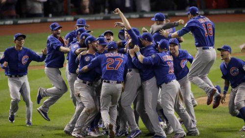 Quién se llevará el título de la MLB 2017 Chicago cubs postseason
