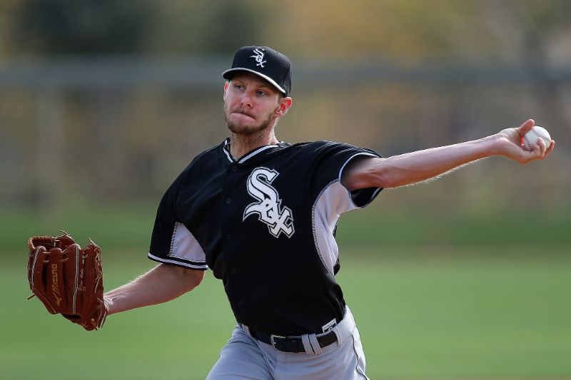 chris sale fases del pitcheo mlb en español beisbol