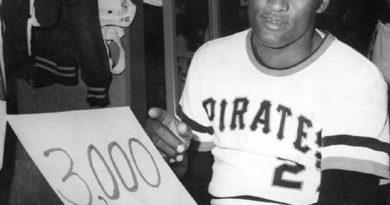Roberto Clemente, los más grandes también son humanos Pittsburgh Pirates