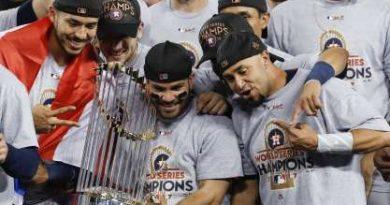 Los Houston Astros campeones de las Series Mundiales 2017