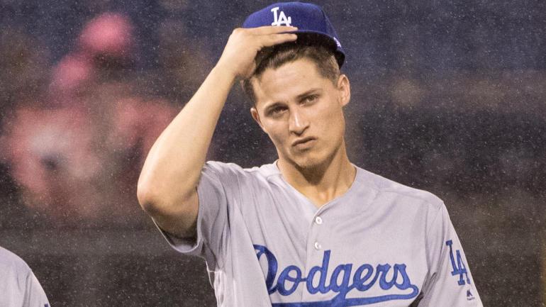 La baja para toda la temporada de Corey Seager ha sido todo un mazazo para la ofensiva de los Dodgers (Foto: Bill Streicher-USA TODAY Sports)