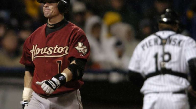 Histórico, Astros a la Serie Mundial representando ambas Ligas houston astros chicago white sox world series 2005