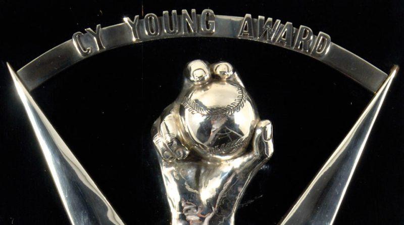 Cy Young: candidatos de la Liga Nacional cy young trophy