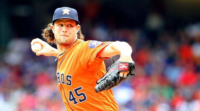 ALDS Game 2: Houston Astros - Cleveland Indians Gerrit Cole en 2018. Foto: SI