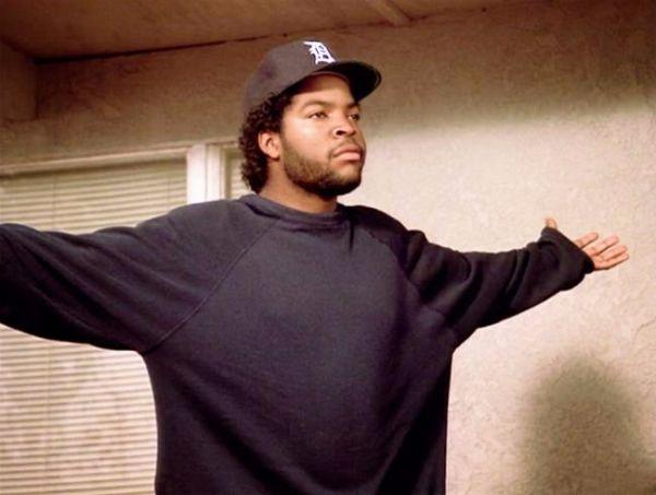 Doughboy (Ice Cube / Los chicos del barrio) y su gorra de los Detroit Tigers