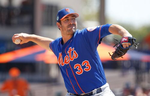 matt harvey new york mets
