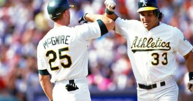 jose canseco y mcgwire