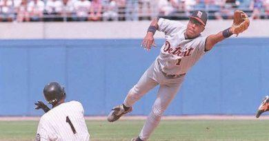 Lou Whitaker jump