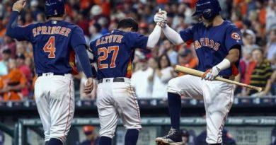 Tanking en la MLB, ¿una buena estrategia? houston astros