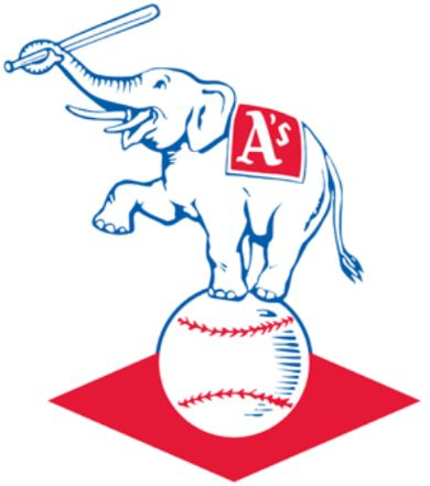 el elefante blanco de oakland athletics