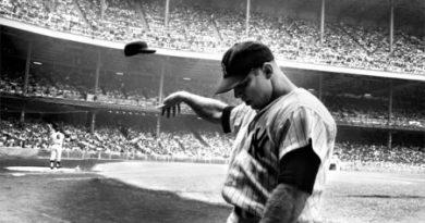 Mickey Mantle, New York Yankees, Time Magazine