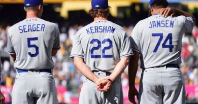 Los Angeles Dodgers 2017