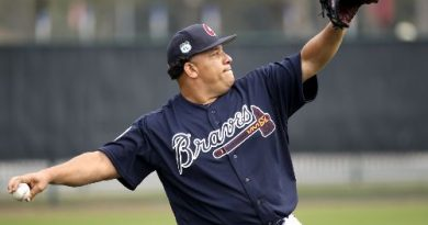 Bartolo Colon atlanta braves