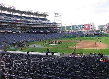 Nationals Park viajar a ver béisbol mlb Washington Nationals