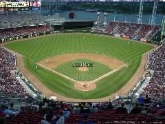 Great American Ball Park via jar a ver beisbol mlb Cincinnati Reds