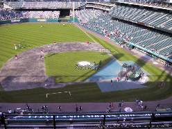 viajar para ver béisbol mlb Progressive Field, Cleveland