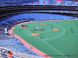Rogers Center viajar a ver béisbol mlb Toronto Blue Jays
