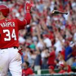 Washington Nationals. Historia y análisis de la franquicia. Harper 34 mlb