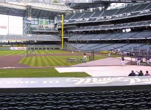 viajar a ver béisbol mlb Miller Park, Milwaukee