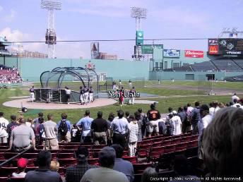 viajar para ver partidos de la mlb Fenway Park, Boston