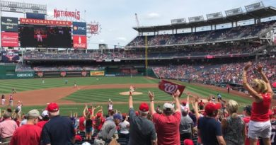 Washington Nationals. Resumen temporada 2016-2017