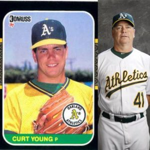 Curt Young, nuevo piching coach de los San Francisco Giants