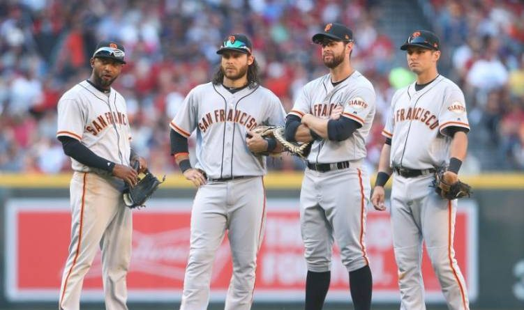 Decepcionante temporada de los San Francisco Giants San Francisco Giants : Resumen 2017