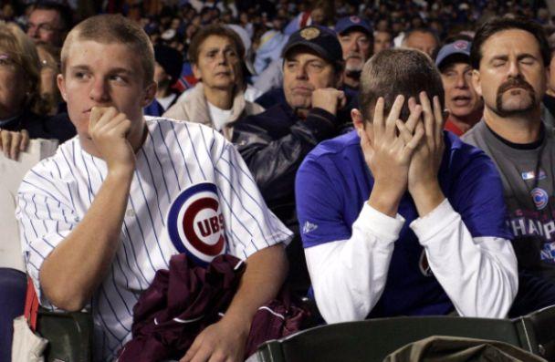 Chicago Cubs, 100 años de soledad