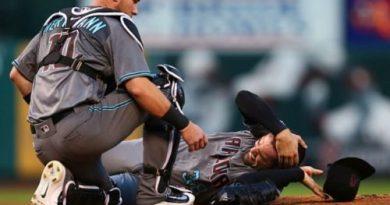 Los lanzadores y su protección ante lines drives a la cabeza gorras protectoras pitchers