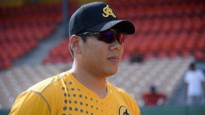 Jung Ho Kang tuvo un corto paso por las Aguilas los pirates de pittsburgh