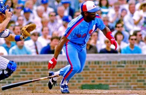 No. 88: Tim Raines. Mejores jugadores de la historia del béisbol Montreal expos