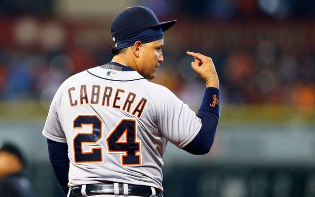 Miguel Cabrera Mejores jugadores de la historia del béisbol frases de beisbol