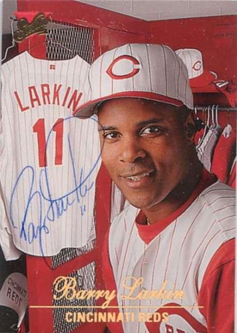 barry larkin cincinnati reds mejores jugadores de la historia del beisbol mlb