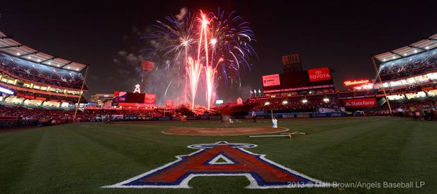 Movimientos de los Angeles Angels