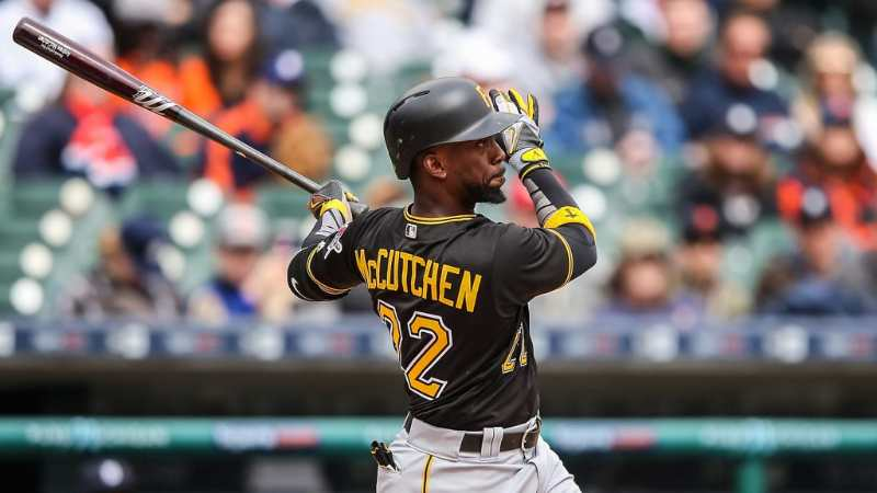 Andrew McCutchen (Foto: Pio Deportes) pittsburgh pirates reconstruccion mlb