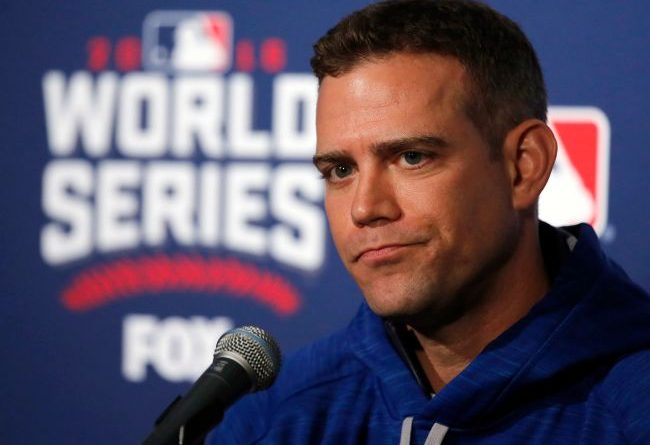 theo epstein general manager mlb