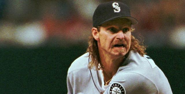 Papá, ¿por qué te gusta el béisbol? Randy Johnson