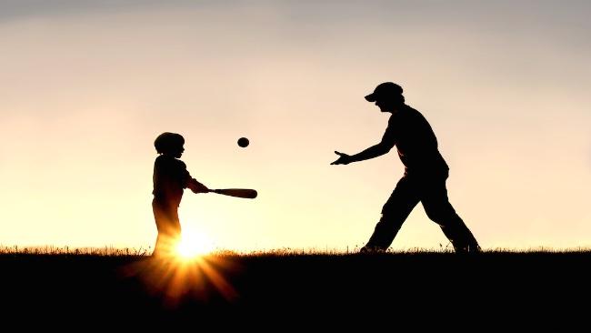 Papá, ¿por qué te gusta el béisbol?
