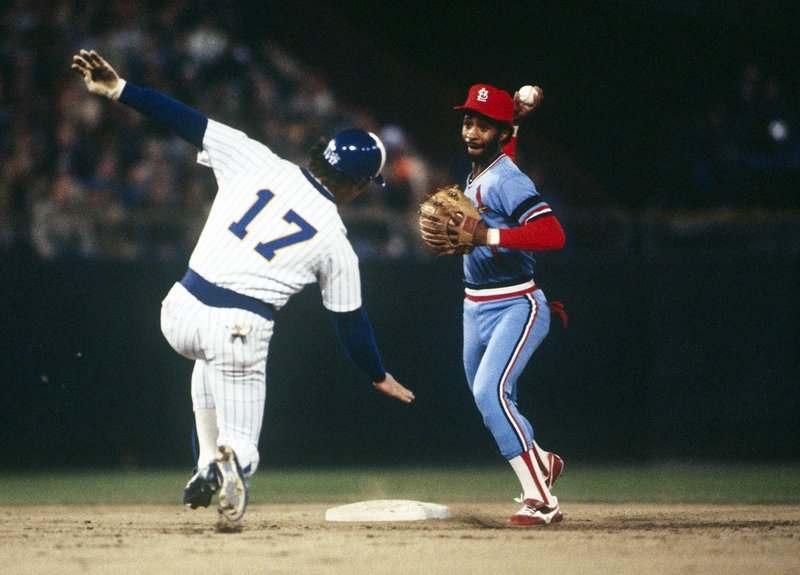 Ozzie Smith mejores jugadores de la historia del béisbol