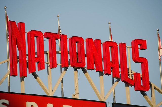 washington nationals 2018 mlb